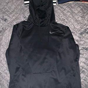 Nike DRIFIT triple black pull-over hoodie